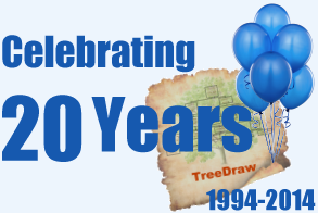 TreeDraw 20th Anniversary